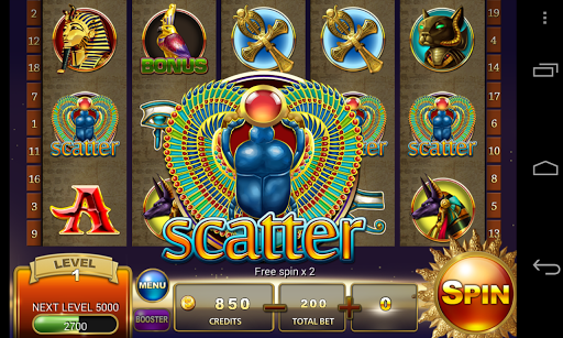 pharao slot games