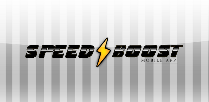Speed Boost - ver. 4.1