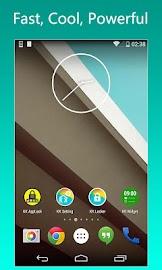 KK Launcher(KitKat,L launcher) Screenshot 2