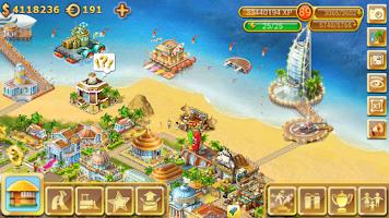 Screenshot of Paradise Island