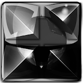 blacksnake Next Launcher Theme