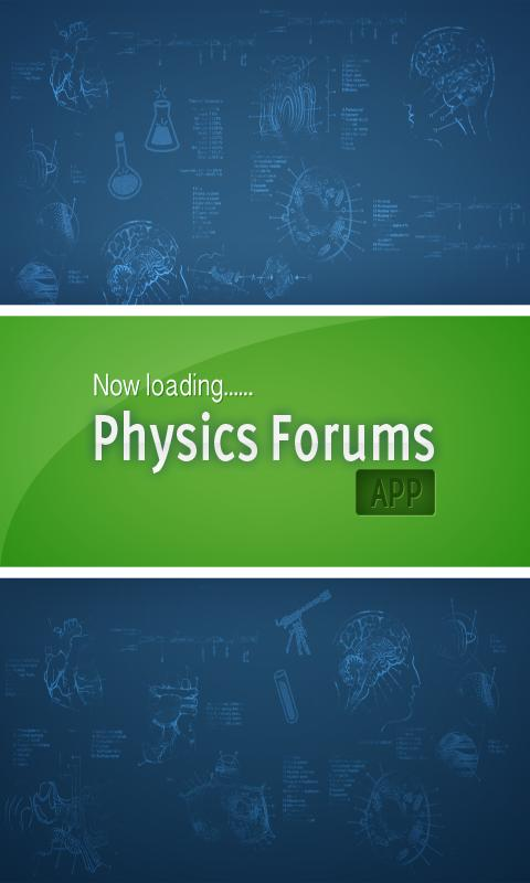 Physics Forums- screenshot