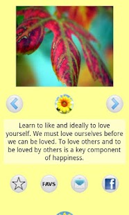 How To Be Happy Quotes - screenshot thumbnail