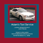 Adam's Taxi - Palm Beach v.2.0