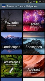 Awesome Nature Wallpapers Free- screenshot thumbnail