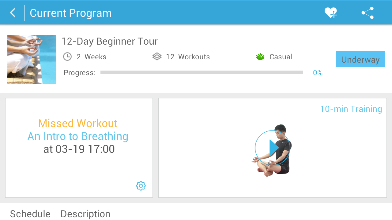 Daily Yoga - Better Lifestyle - screenshot