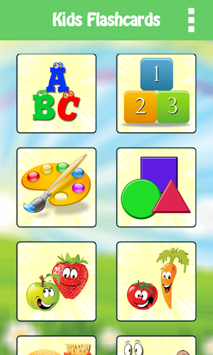Kids Flashcards - Plus