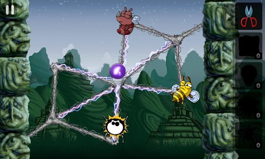 Greedy Spiders 2- screenshot thumbnail
