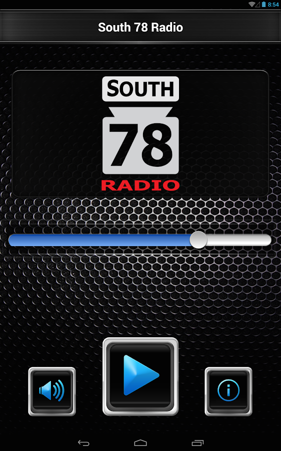 South 78 Radio- screenshot