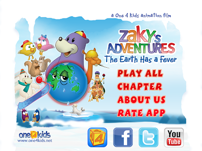 Zaky Adventure-Earth has Fever- screenshot thumbnail
