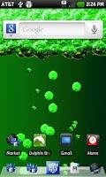 Screenshot of Green Beer Live Wallpaper