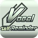 Vocal Self Reminder logo