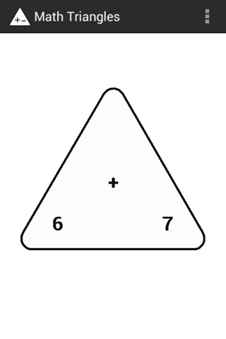 Math Triangles