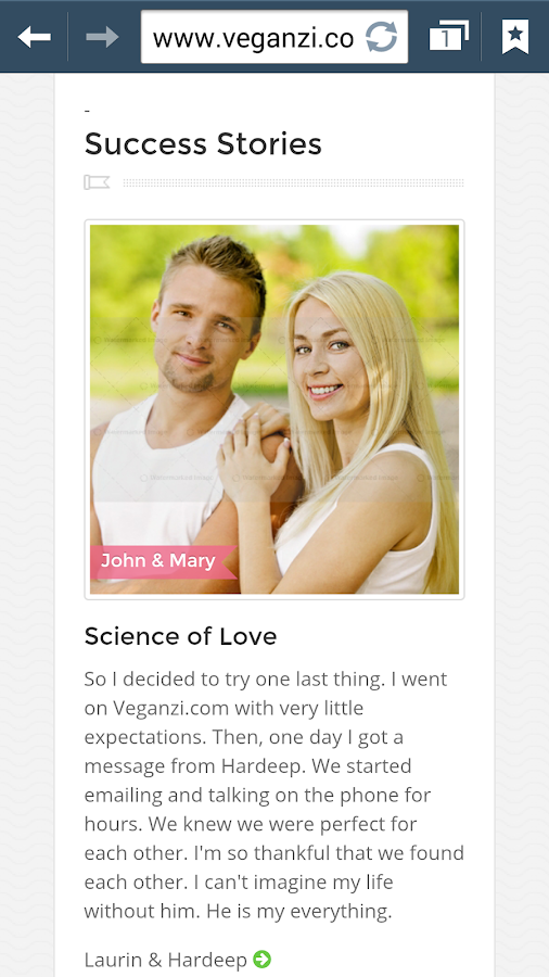 Veganzi Vegan Dating - Android Apps on Google Play