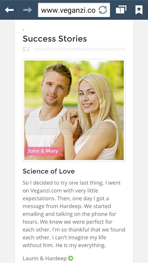Meet Vegans | Vegan Dating Service