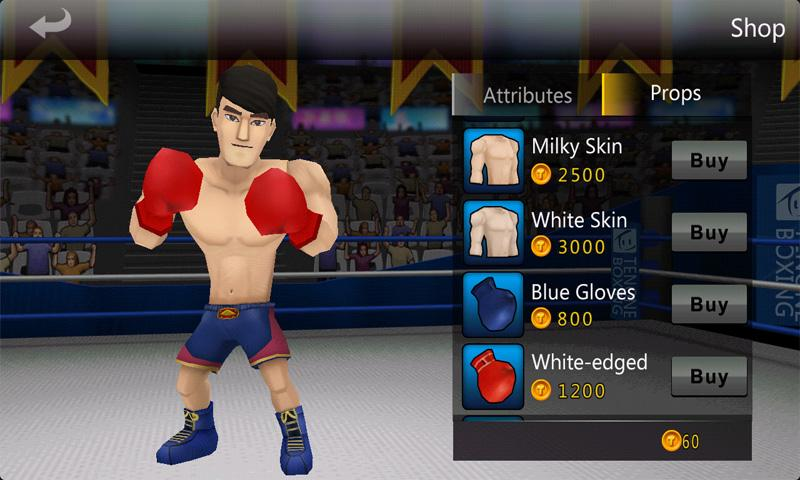 Super Boxing: City  Fighter- screenshot