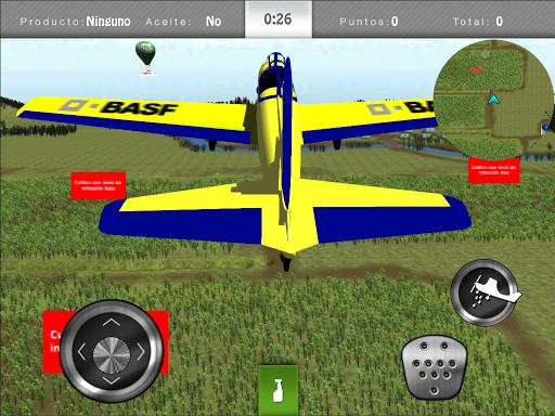 BASF Flight