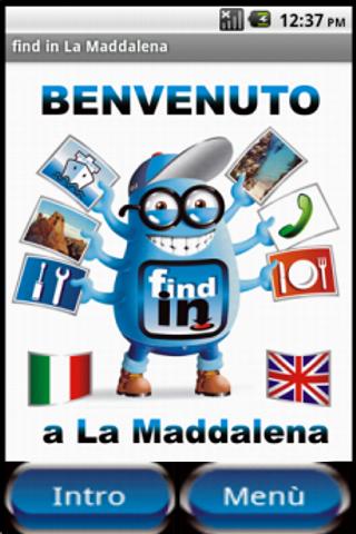 find in La Maddalena