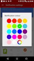 Screenshot of Light Flow - LED&Notifications
