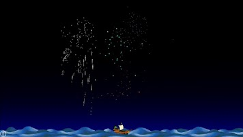 Screenshot of Fireworks Extravaganza!