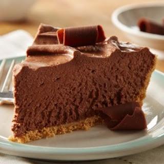 Easy 8-Minute No-Bake Chocolate Cheesecake