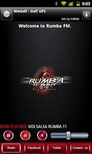 Rumba FM - screenshot thumbnail
