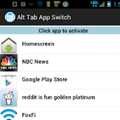 ALT TAB Switch Apps