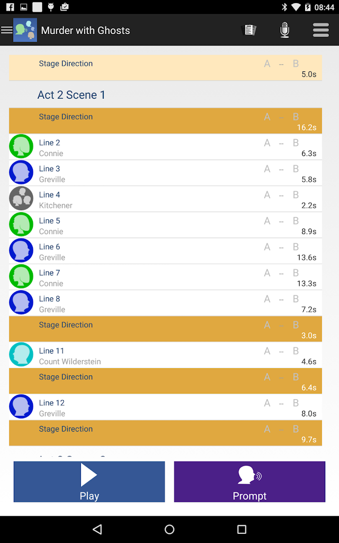 LineLearner Android 15