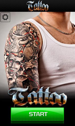 Tattoo Yourself Camera