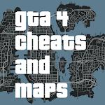 Cheats & Maps for GTA 4