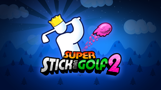 Super Stickman Golf 2 - screenshot thumbnail