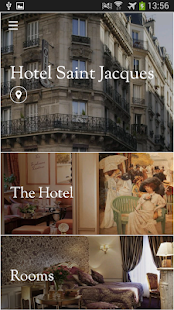 Hotel Saint Jacques - screenshot thumbnail