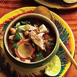 Mexican Turkey Stew.
