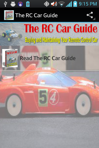 Your RC Car Guide