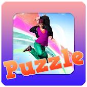Just Dance Fantasy Puzzle Game