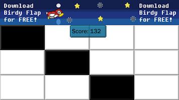 Screenshot of Avoid The White Tiles!