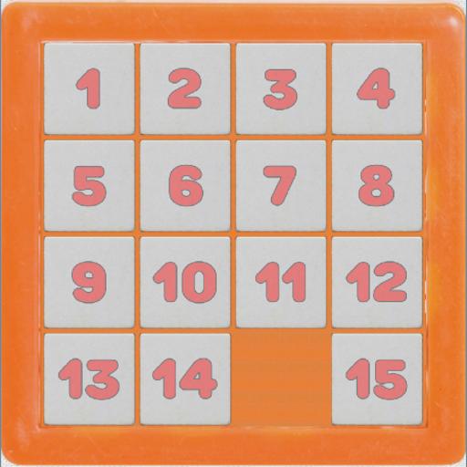 數字推盤遊戲 棋類遊戲 App LOGO-硬是要APP