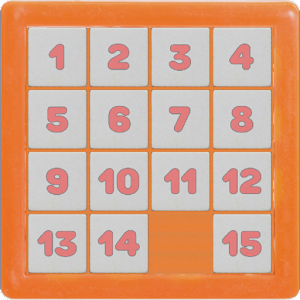 15 Puzzle for PC and MAC