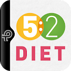 5:2 Fasting Diet Recipes icon