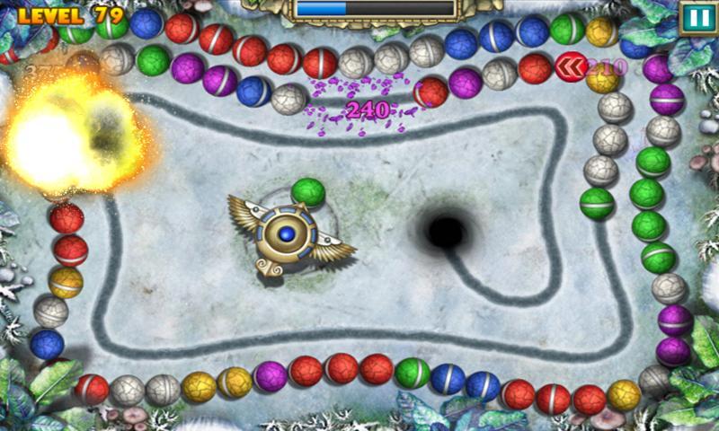 Marble Legend - screenshot