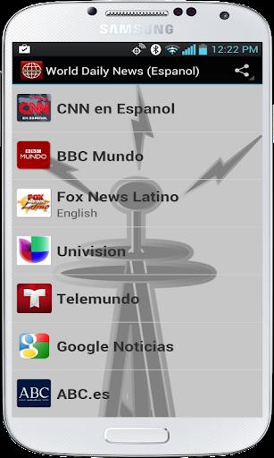 World Daily News Espanol