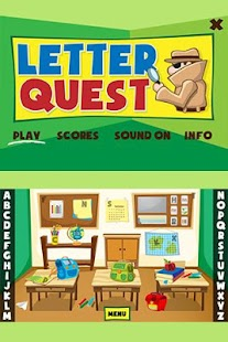 Letter Quest- screenshot thumbnail