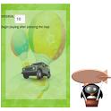 Baby Color books-Traffic logo
