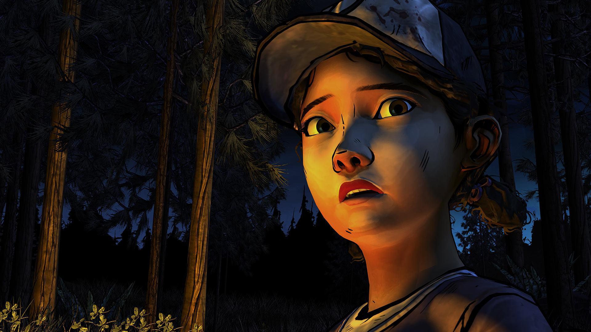 The Walking Dead: Season Two screenshot #1