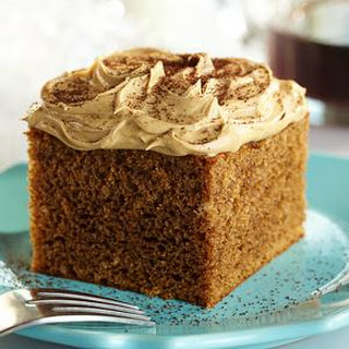 Cafe Latte Cake Recipe