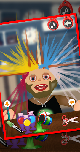 僵尸沙龙 - 免费儿童游戏