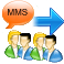 Group SMS&MMS + Forward/Twitt icon