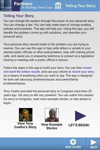 Telling Your Story Phone 1.0