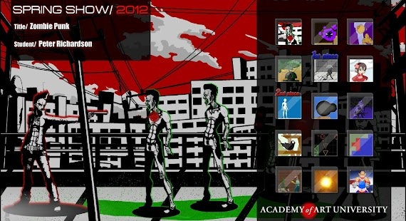 AAU Game Design: SpringShow12 - screenshot thumbnail