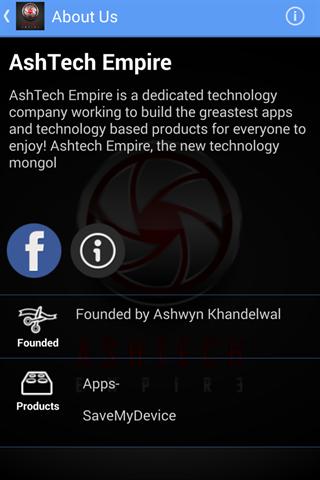 AshTech Empire
